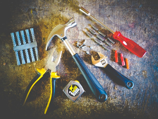 hvac-repair-hand-tools